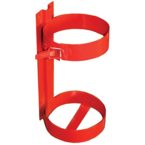Подставки для огнетушителей п15 и п20 - напольные и настенные 11