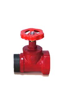 Клапан пожарный КПЧП-50-1 м/ц
