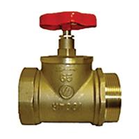 Клапан пожарный КПЛП-65-1 м/ц