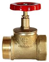 Клапан пожарный КПЛП-50-1 м/ц