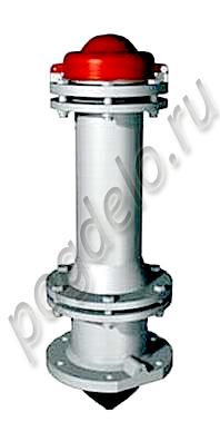 Пожарный гидрант ГП Н-500 мм Сталь