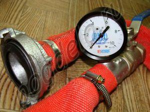 Гидротестер для ПК (определение расхода воды в пож.кранах)