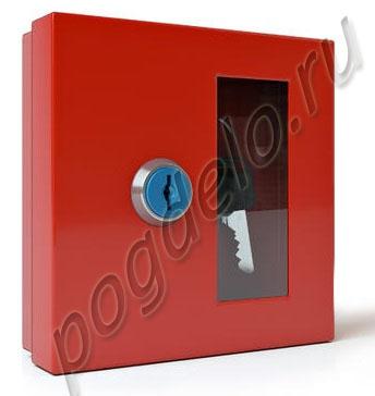 Ключница для 1 ключа 100х100х40