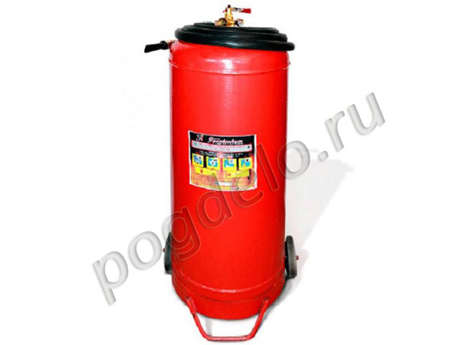 Огнетушитель воздушно-пенный ОВП-100 (заряж.) ЯрПожИнвест