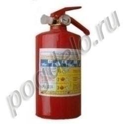 Огнетушитель порошковый ОП-1  (з) АВС