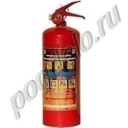 Огнетушитель порошковый ОП-2 (з) АВСЕ ЯрПожИнвест