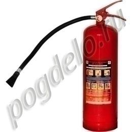 Огнетушитель порошковый ОП-6 (з) АВСЕ ЯрПожИнвест