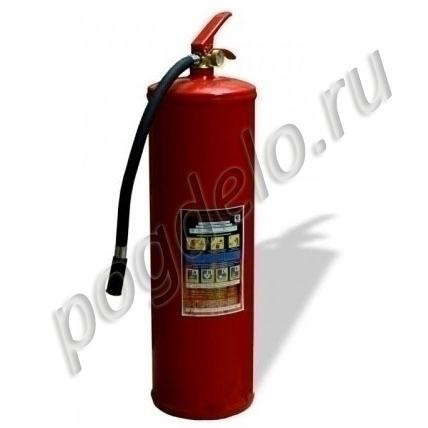 Огнетушитель порошковый ОП-10 (з) АВС ЯрПожИнвест