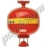 Огнетушитель самосрабатывающий Буран 8У