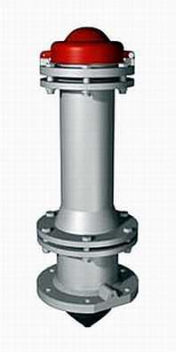 Гидрант  пожарный Н=0,50 м сталь