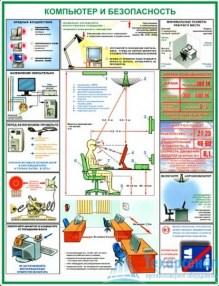 computer_security_1_221x286 Комплект плакатов Компьютер и безопасность: купить в Москве | цены в магазине «Техарсенал»