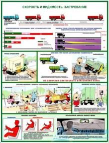 drive_carefully_1_221x286 Комплект плакатов Вождение автомобиля в сложных условиях: купить в Москве   цена от 760 руб. в магазине «Техарсенал»