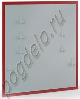 Щит цельно-металлический открытого типа (без комплекта) 1210х1100