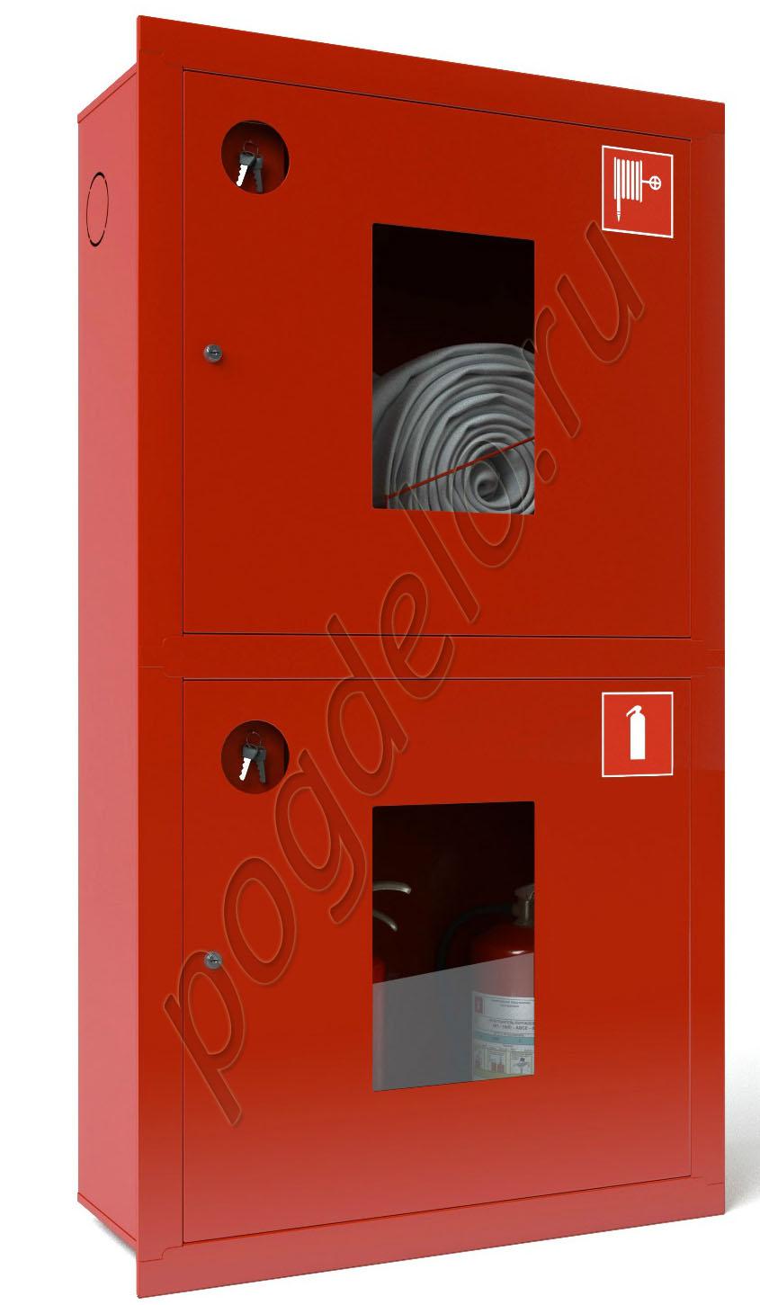 shkaf-dlja-pogkrana-zakr-shpk-320b-12-28 Шкаф пожарный ШПК-320-12 В .  Шкафы для пожарного крана (рукава) металлические, встроенные, навесные: цены, каталог - интернет-магазин «Техарсенал»