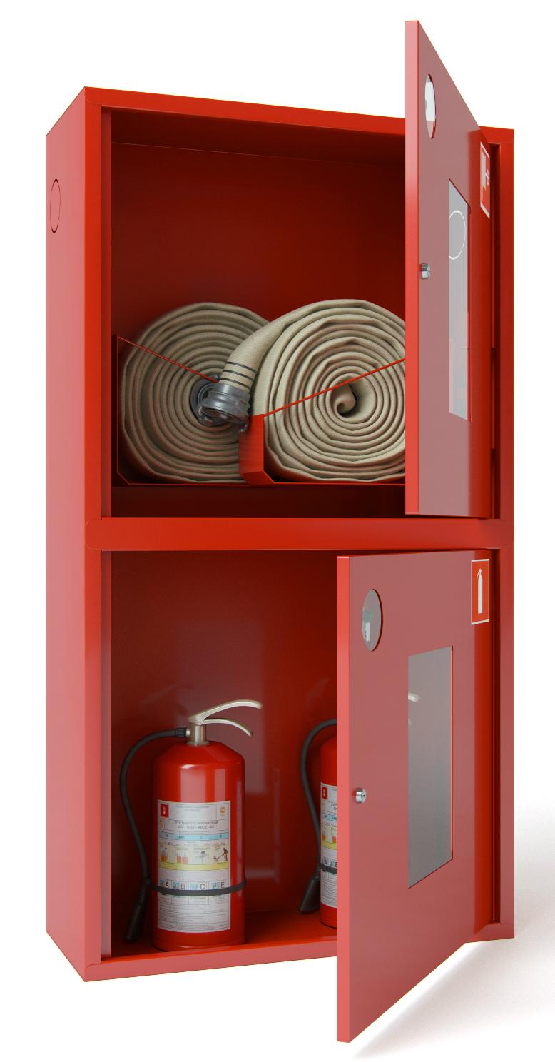 Шкаф пожарный ШПК-320-12 Н