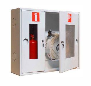 Пожарнфй шкаф ШПК-315 (002) Н открытый