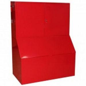 Стенд Универсальный с ящиком для песка 0.5 м.куб. без окон