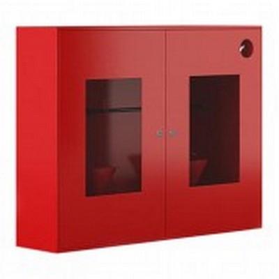 Стенд металлический закрытого типа (с окнами) (без комплекта)  1200х700х300