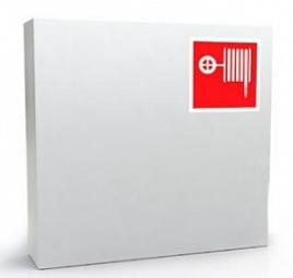 Шкаф для пожарного крана КПК-01/2 Н